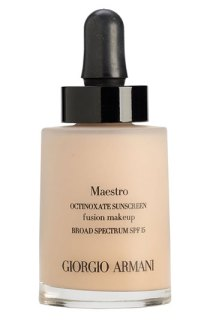giorgio armani maestro fusion foundation - beauty product reviews