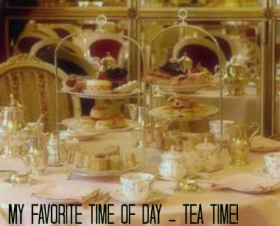 tea perfume - afternoon tea