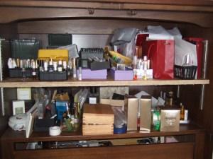 Perfume Hoarding