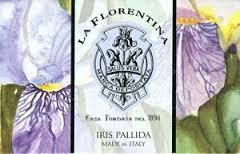 iris pallida soap
