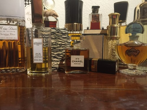Vintage Fragrance portia
