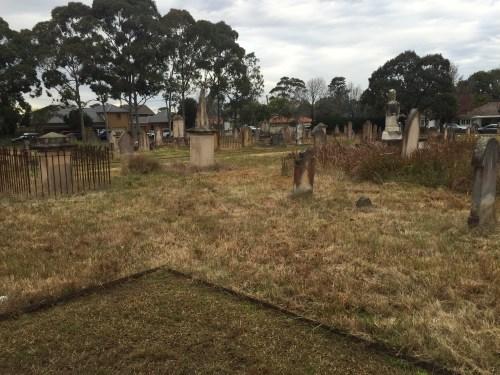 Sampaquita Ormonde Jayne Parramatta Cemetery 2015 #1