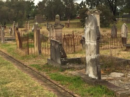 Sampaquita Ormonde Jayne Parramatta Cemetery 2015 #6