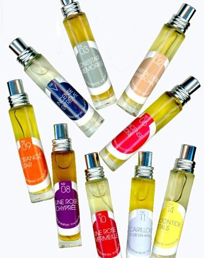 Tauer Perfumes Explorer Set
