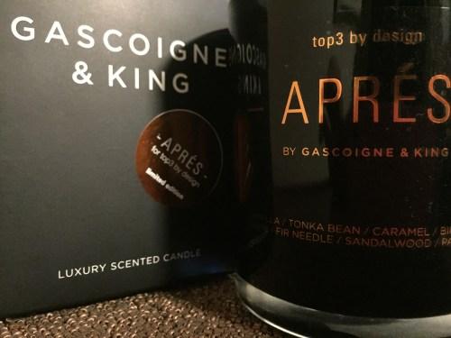 Gascoigne & King Apres 1