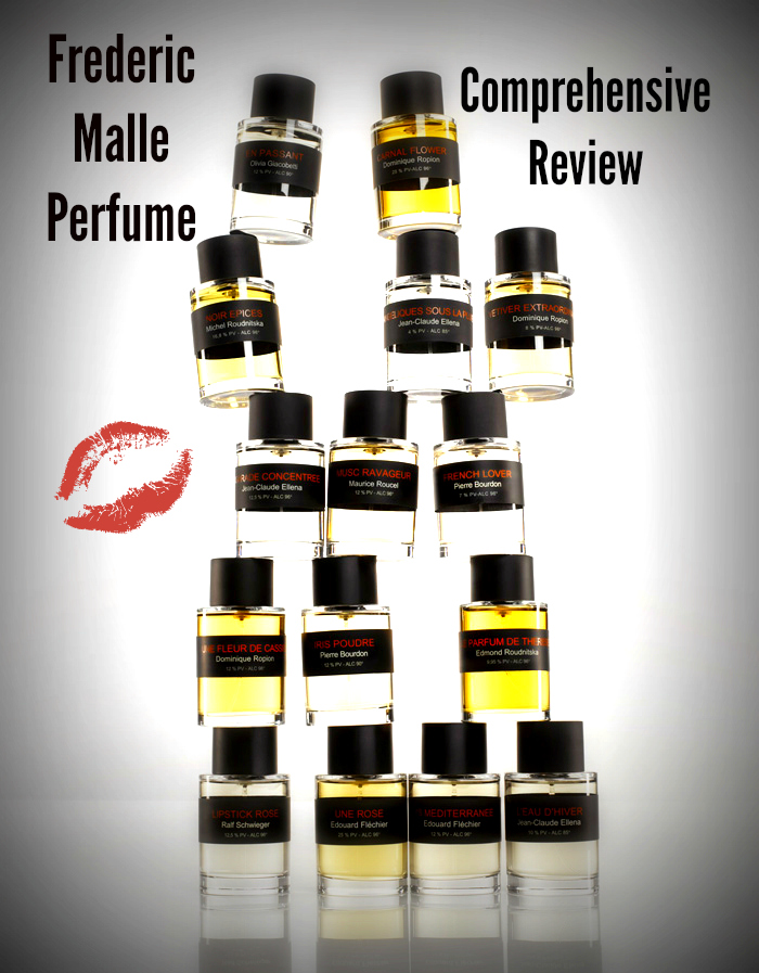 Frederic Malle Perfume Comprehensive Guide