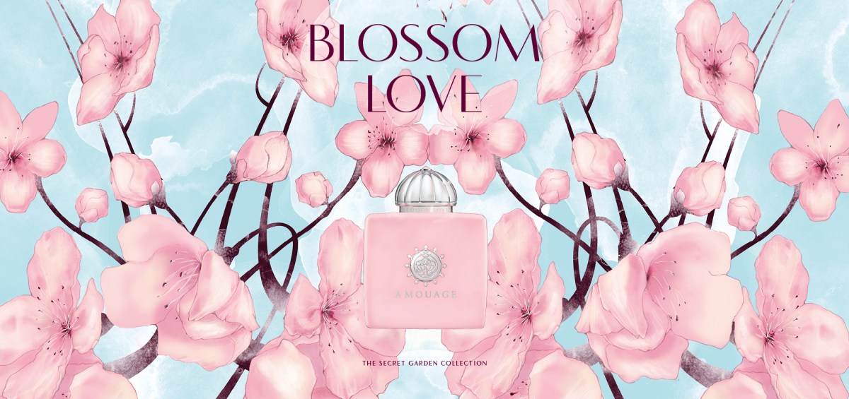 Amouage Blossom Love Perfume Review