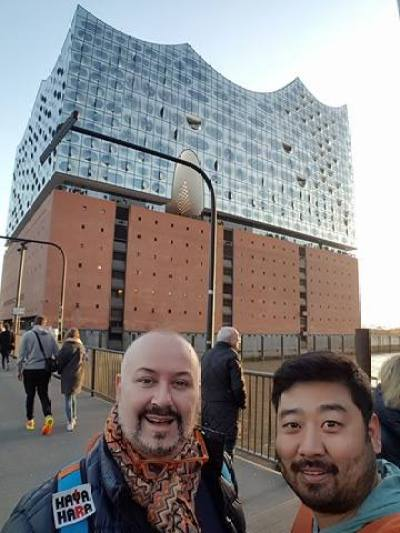 Hamburg Opera House