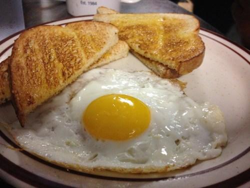 Sunny Side Up Juliette Has A Gun Steven Depolo Sunny Side Up Eggs White Toast Breakfast Flickr