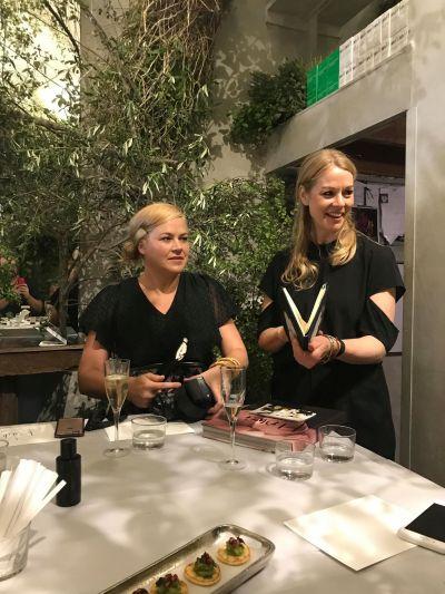 Boronia by Bertrand Duchaufour for Grandiflora 2018 LAUNCH PARTY