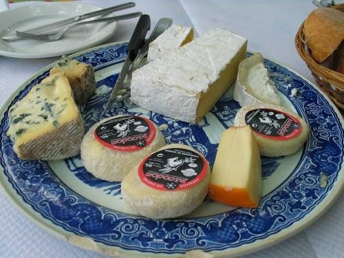 cheese paris Portia London + Paris Holiday 2018