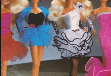 Amarige Givenchy Freddycat1 Barbie booklet 1991 Flickr