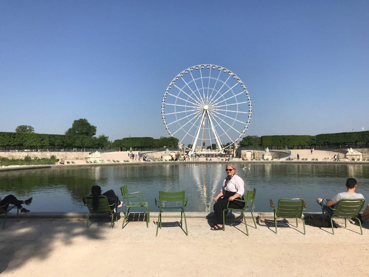 Paris Springtime 2018