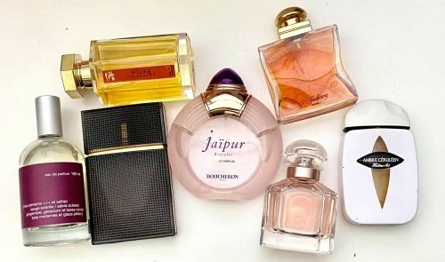 Leg Wars Perfumes