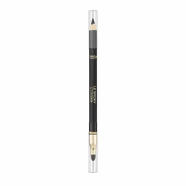 L'Oréal Paris Superliner Le Smoky lápiz de ojos Khol Smoky negro 201 Black Velour