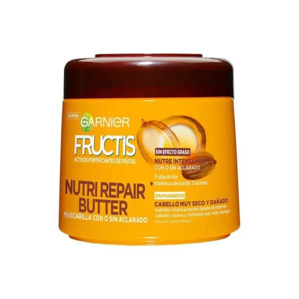 Fructis Mascarilla Nutri Repair Butter 300 ml