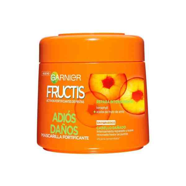 Fructis Mascarilla Adiós Daños 300 ml