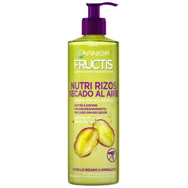 Fructis Crema de peinado Nutri Rizos 400 ml