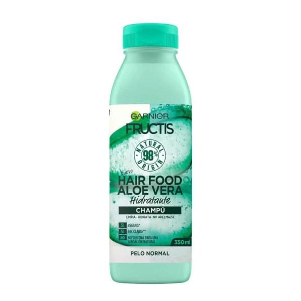 Hair Food Champú Hidratante Aloe Vera - 350 ml