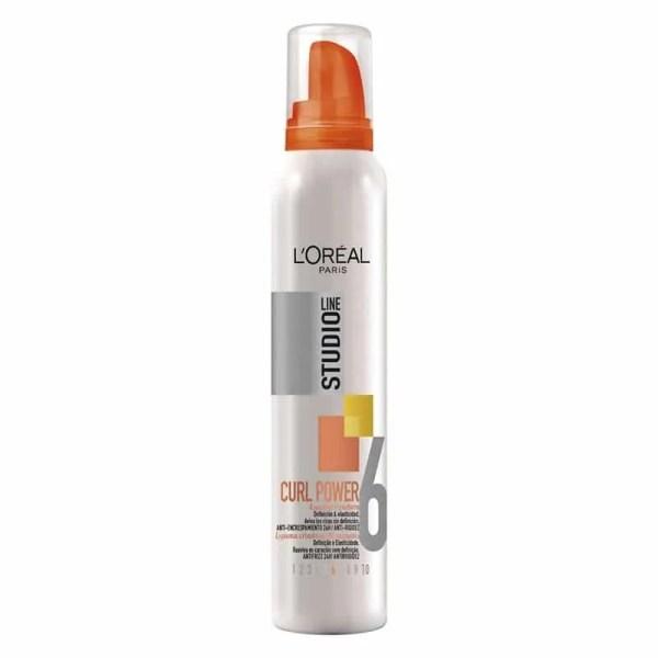 L'Oréal Paris Studio Line Curl Power Espuma Rizos 200 ml