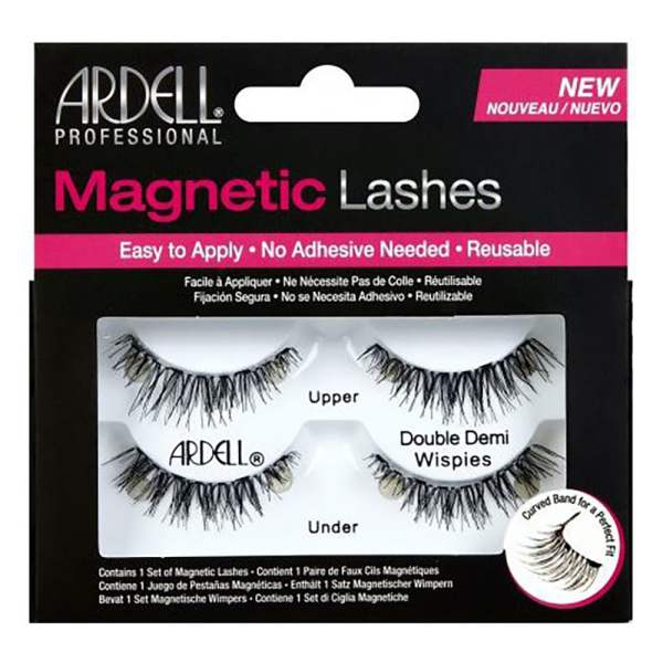 ARDELL PESTAÑAS MAGNETIC DOUBLE DEMI WISPIES