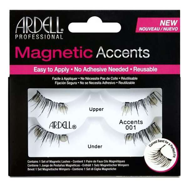 ARDELL PESTAÑAS POSTIZAS MAGNETIC ACCENT 001