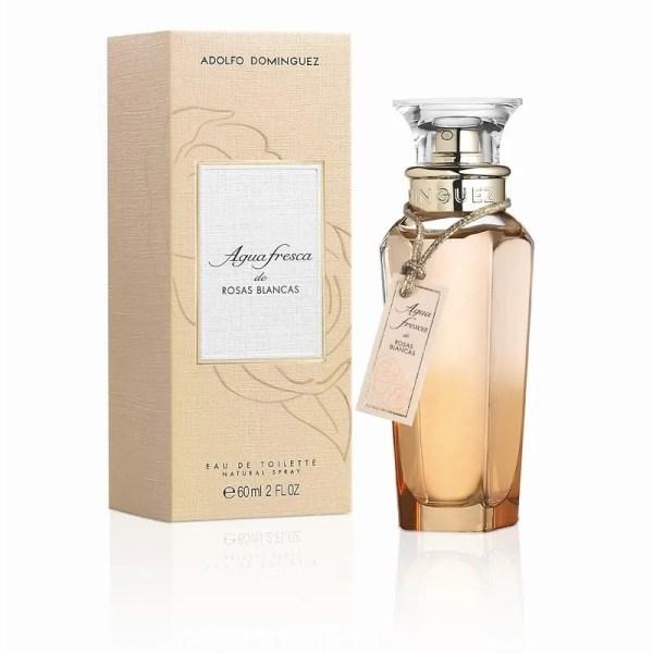 Adolfo Dominguez Agua Fresca de Rosas Blancas 60 ml