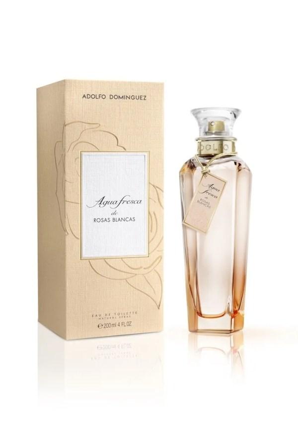 Adolfo Dominguez Agua Fresca de Rosas Blancas 200 ml