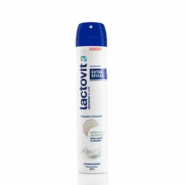 LACTOVIT DEO SPRAY ORIGINAL 200 ML.
