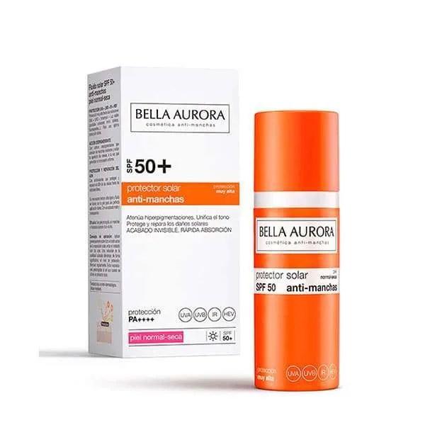 Bella Aurora FLUIDO SOLAR FP50 PIEL NORMAL