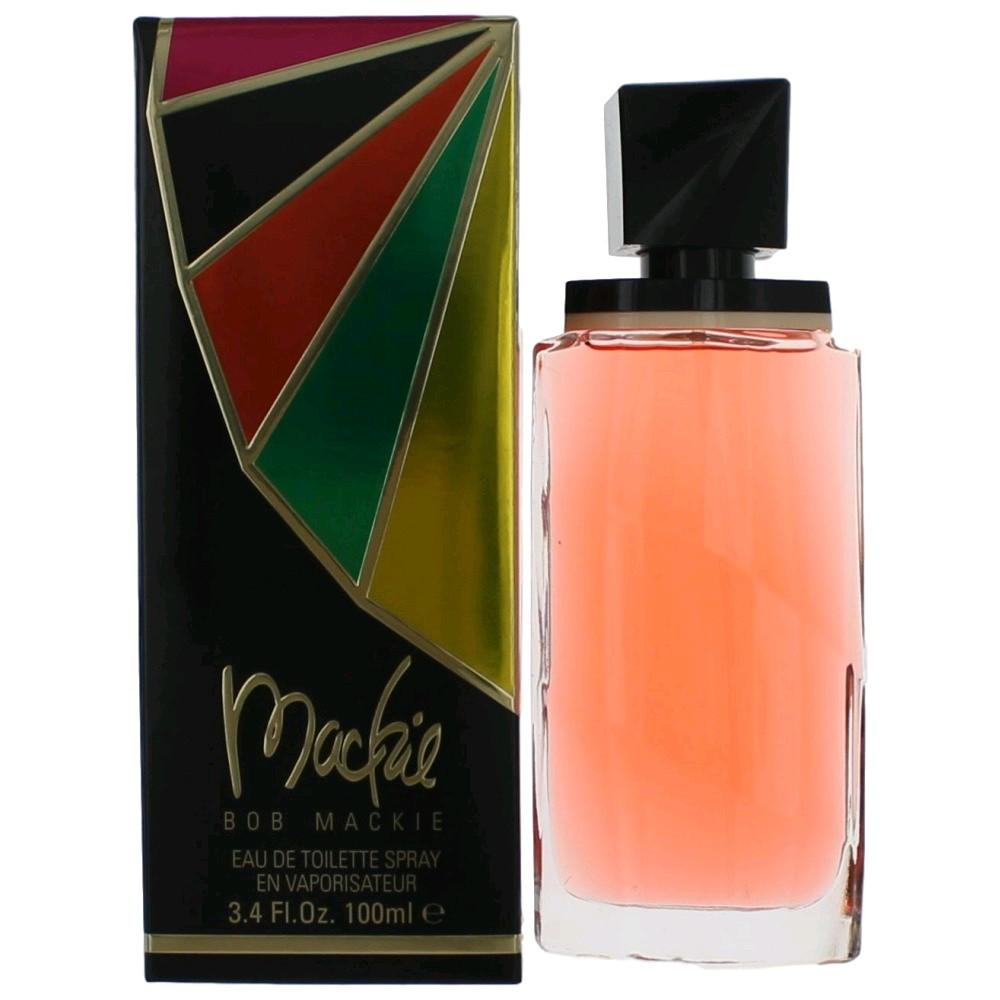 Mackie Perfume by Bob Mackie, 3.4 oz EDT Spray for Women