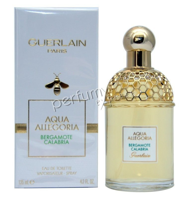 Guerlain Aqua Allegoria Bergamote Calabria woda toaletowa 75 ml | Zapachy damskie \ Guerlain Unisex \ Guerlain Zapachy damskie \ Guerlain Unisex ...