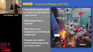 Extracorporeal Membrane Oxygenation Therapy (ECMO Training) Extracorporeal life support