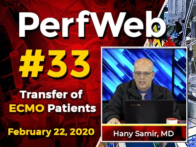 Transfer of ECMO patients to quaternary care facilities – Hany Samir, MD
