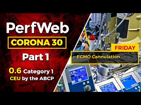 Corona 30 Part 1 Day 5 – ECMO Cannulation – Are you optimizing your therapy?
