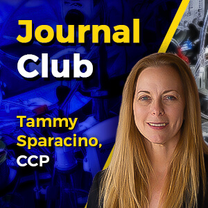 Tammy Sparacino Journal Club Card - Perfusion Conference 2021