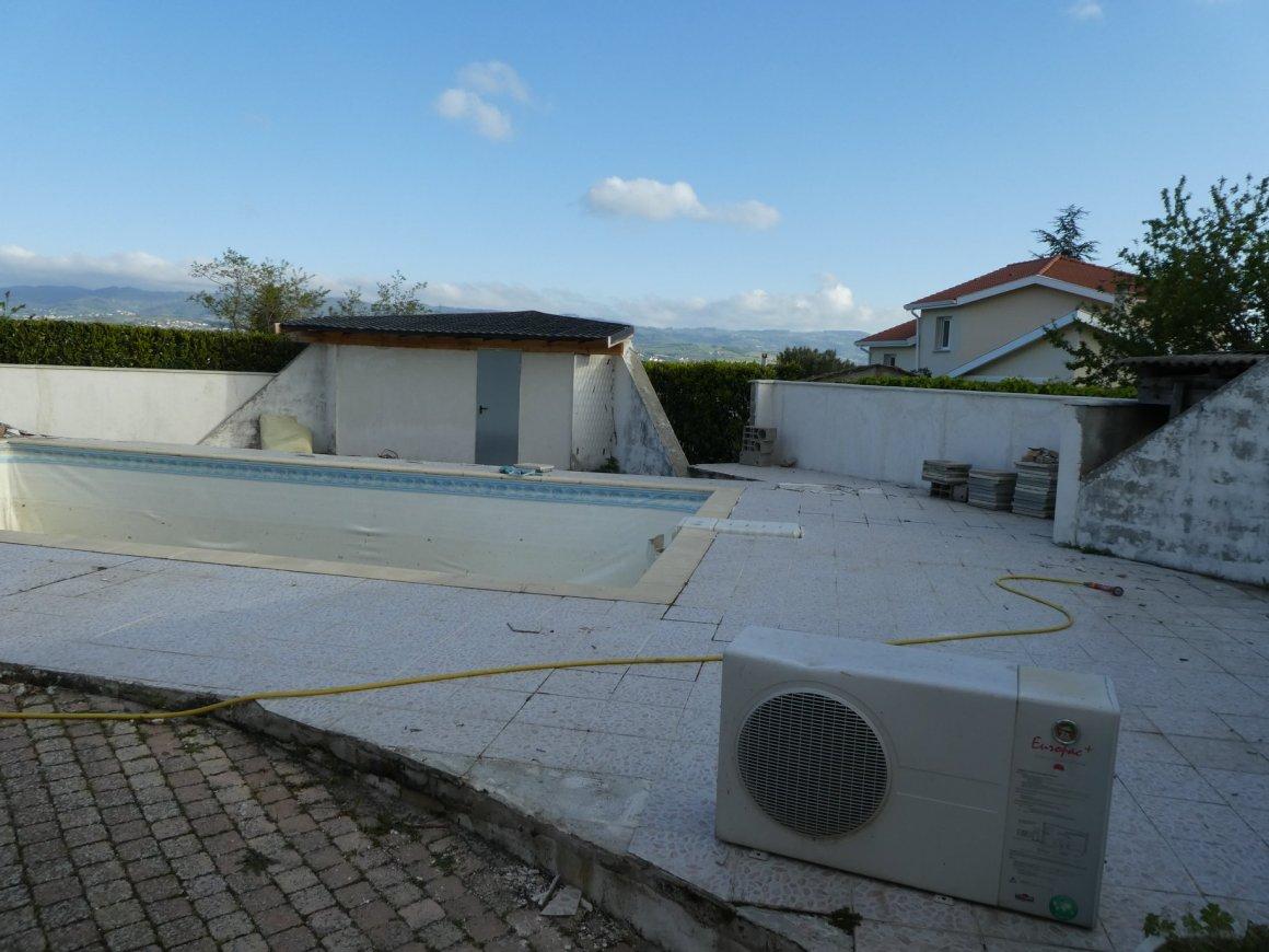 Rénovation de piscine, diminution en longueur et profondeur. réhabilitation des …