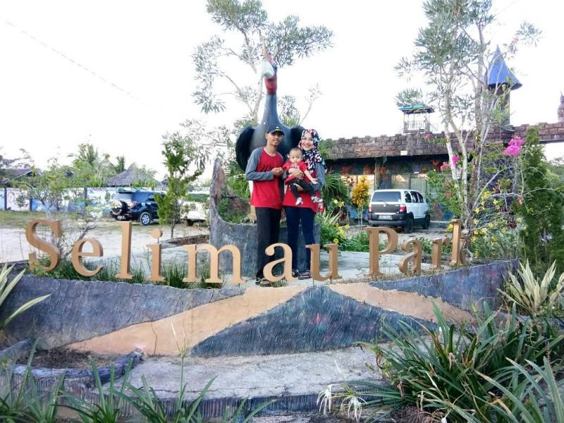Taman Selimau Tanjung Selor via @septyawiwi