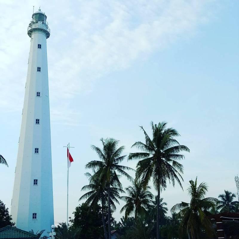 Bisa dibilang kalau Anyer ini adalah titik nol kilometer Pulau Jawa via @aquarius5197