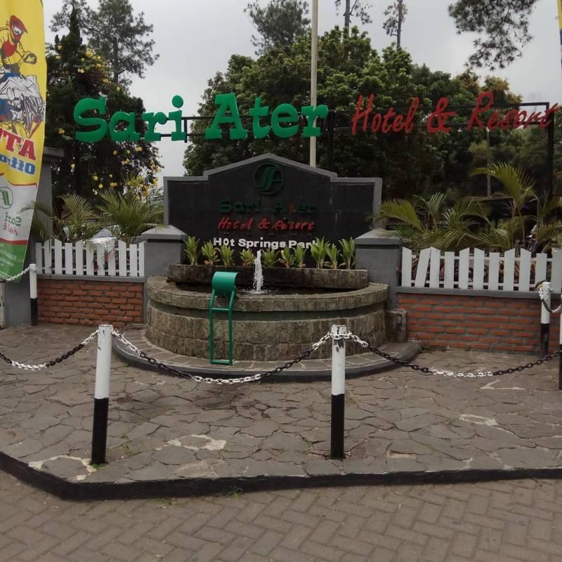 Sari Ater Hotel Dan Resort adalah salah satu tempat menginap populer di Ciater