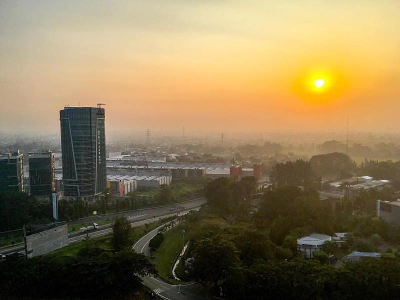 Pemandangan kota Tangerang sehari-harinya via @gandungadi
