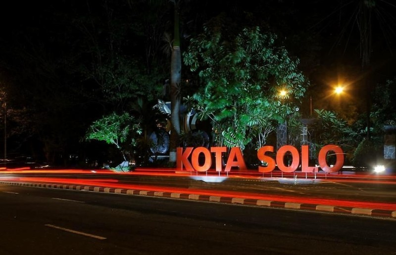 Image result for kota solo malam