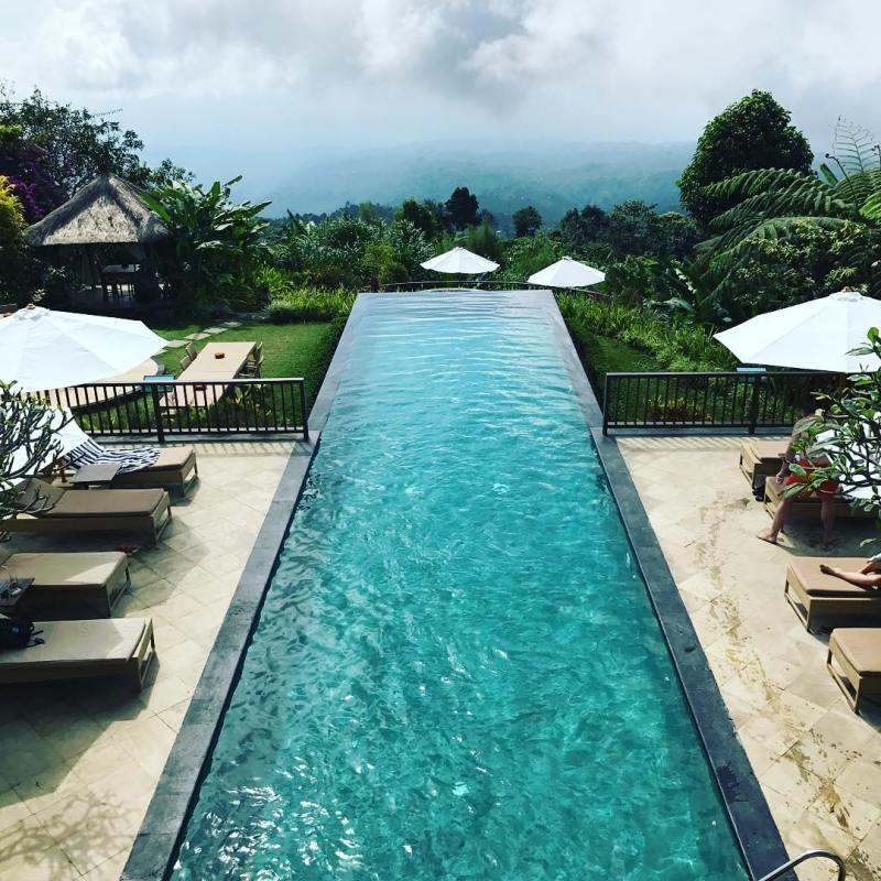 Munduk adalah salah satu tempat wisata di Bali yang cukup populer via @jurkim