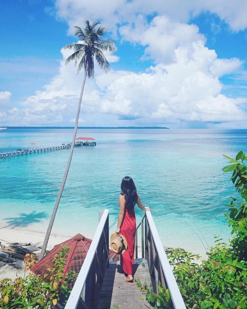 Yakin kamu gak mau liburan ke Pulau Maratua! via @ellchintya
