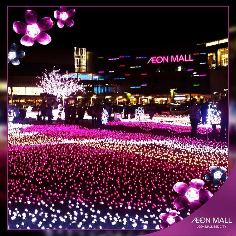 AEON Mall BSD adalah salah satu mall yang berada di Legok, Tangerang.