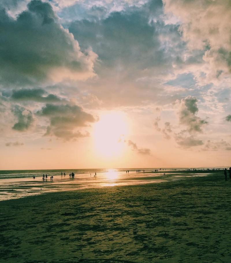 Beberapa pantai di Seminyak ini cocok untuk tempat menikmati sunset
