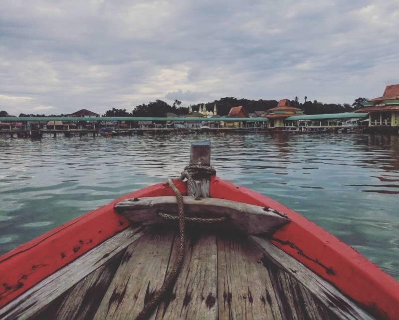 Jika ada waktu, anda bisa mencoba untuk pergi liburan ke Pulau Penyengat! via @wildwiddy