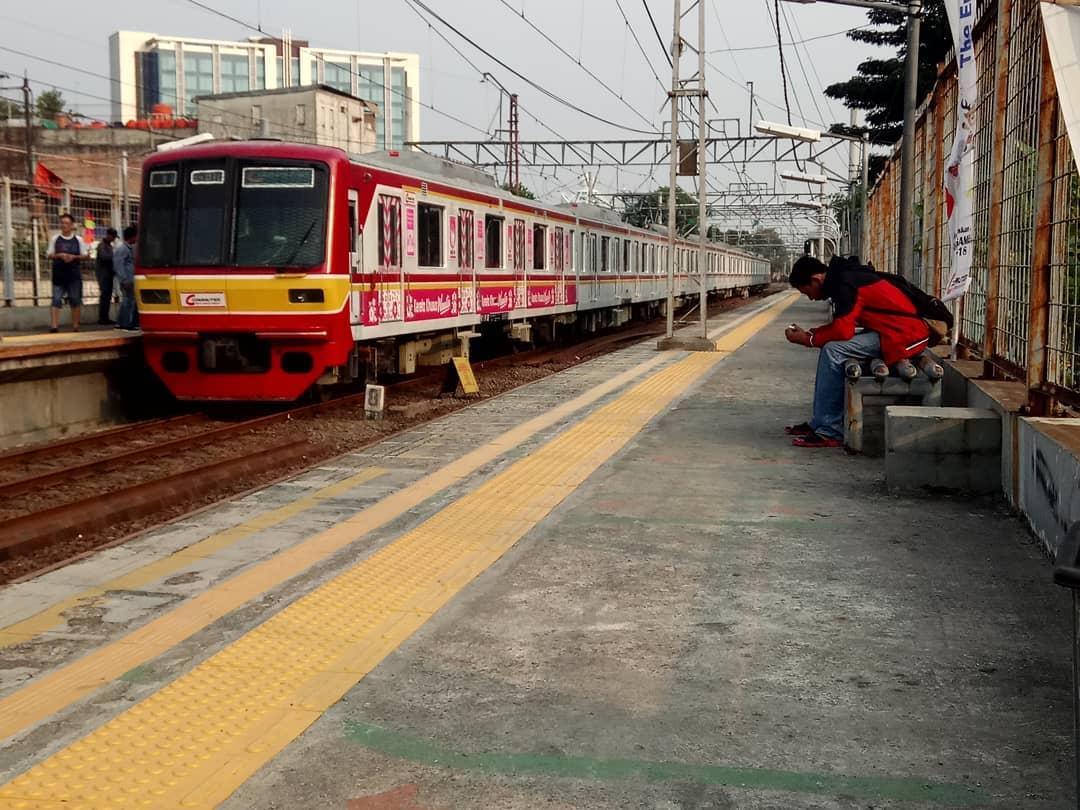 Jadwal Krl Commuter Line Bekasi Jakarta Kota Pp Pergimulu Com