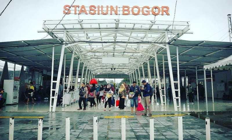 Jadwal KRL Commuter Line Bogor - Jakarta Kota (PP)! via @piknikbogor