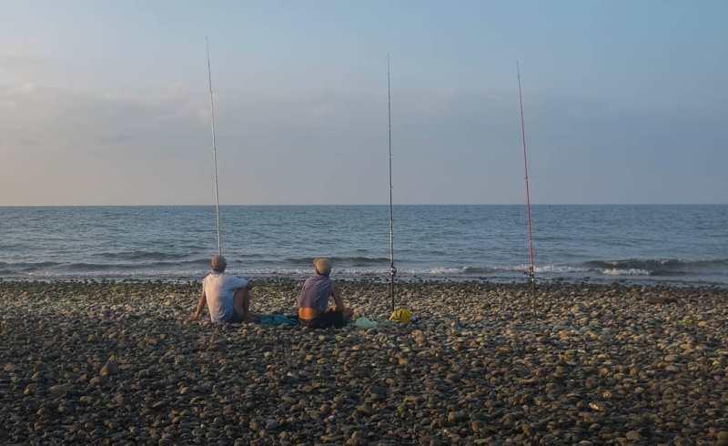 Terdapat banyak wisata pantai di Kerobokan seperti ini. via @bagastiaatmaja